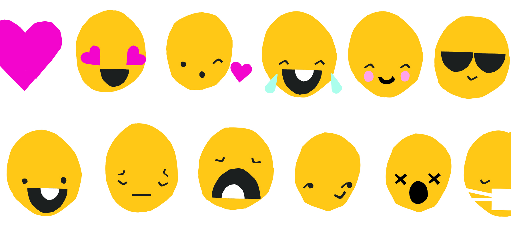 Display emojis2